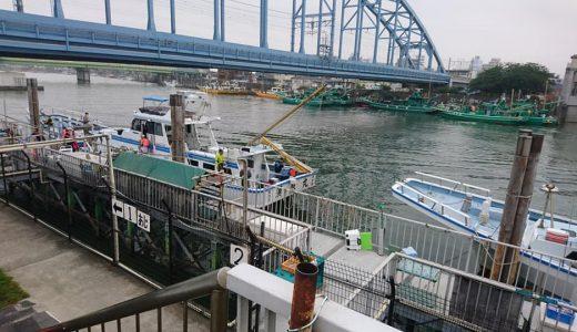 やったね秒タコ!初めての東京湾マダコ釣り@須原屋